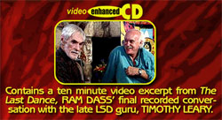 Ram Dass & Timothy Leary