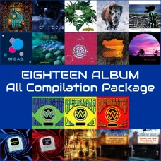 All Compilation Package! EIGHTEEN Albums! All our various artists compilations and FREE USA shipping!