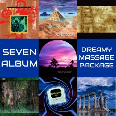 Dreamy Massage Package! SEVEN Albums! Our most laid back titles. Cool down the pace and get FREE USA Shipping!