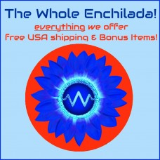 The Whole Enchilada! 56 ALBUMS! The ENTIRE Waveform catalog! Includes a Waveform T-Shirt & FREE USA shipping!