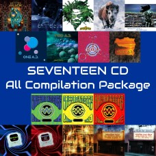 All Compilation Package! SEVENTEEN CDs! All our various artists compilations and FREE USA shipping!