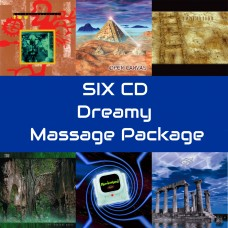 Dreamy Massage Package! SIX CDs! Our most laid back titles. Cool down the pace and get FREE USA Shipping!