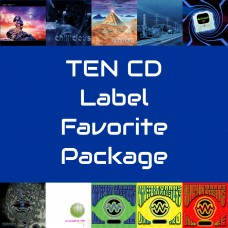 Label Favorites! TEN CDs! The titles we like best and FREE USA shipping!